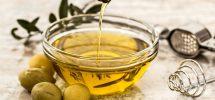oleje naturalne tłoczone na zimno