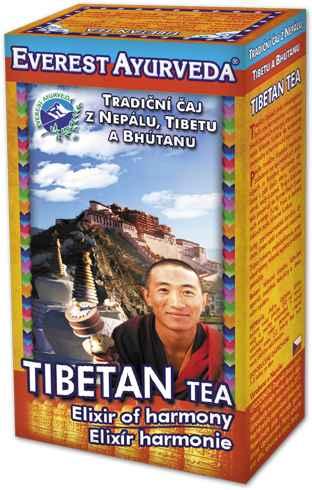 Tibetian Tea herbatka ajurwedyjska